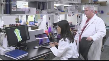 UGA researchers racing to find vaccine for new coronavirus