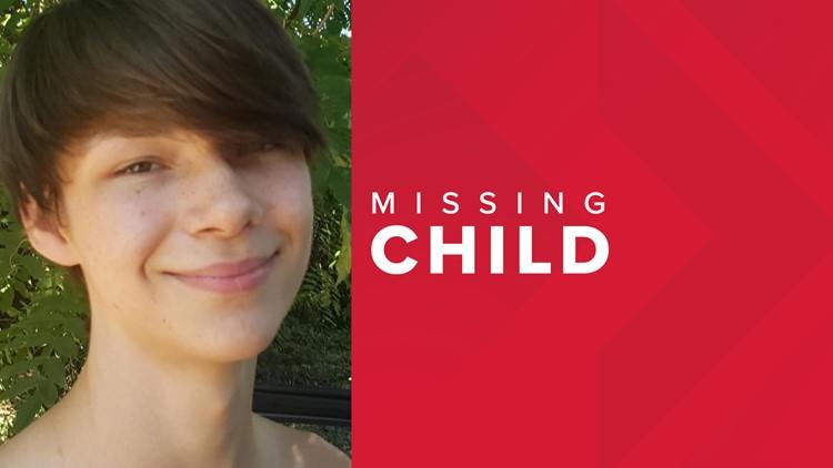 Braxton Crider Missing Floyd County