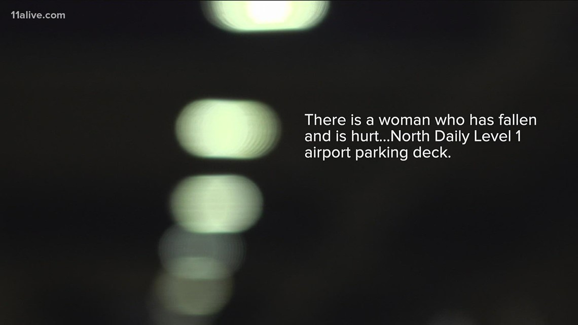 Woman waited 1 hour and 35 minutes with dislocated hip for ambulance at Atlanta airport