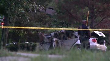 Driver dies in crash going 100 mph through west Atlanta neighborhood, police say