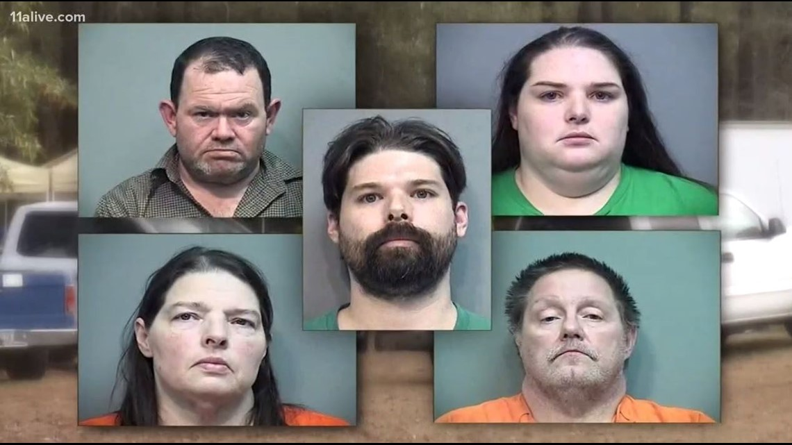 Teens buried behind home | Fifth arrest made in Georgia
