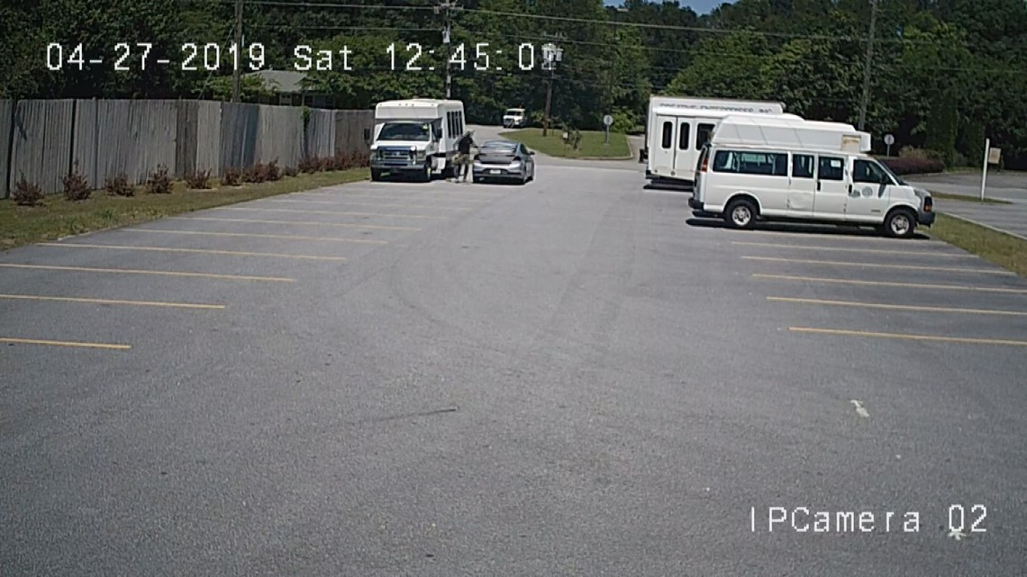 Gwinnett non-profit targeted by auto thief