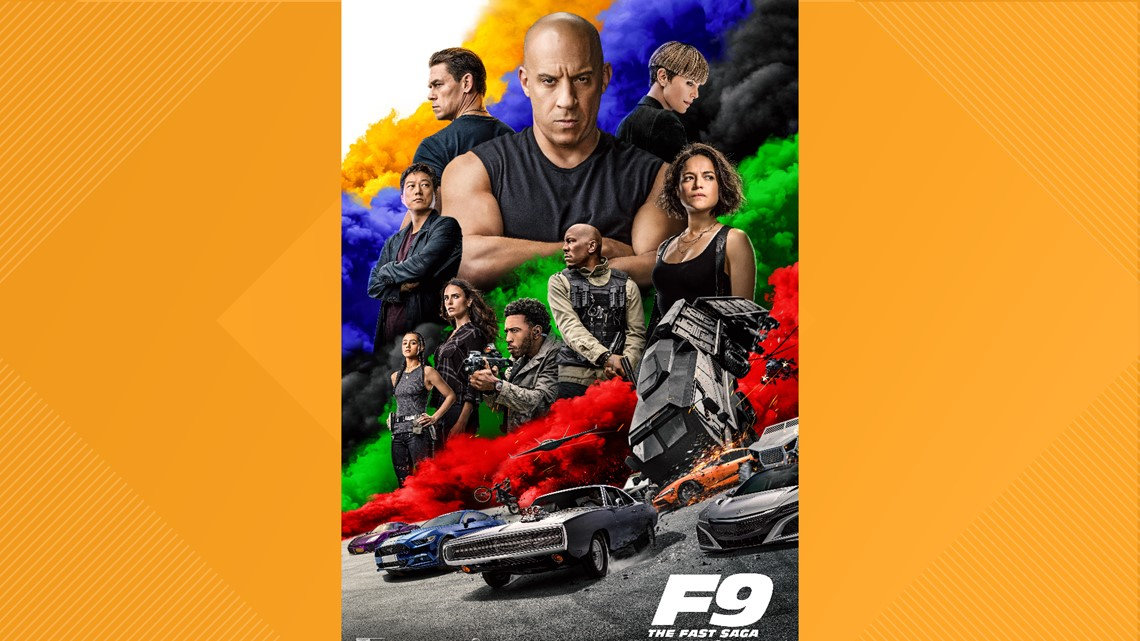'Fast and Furious 9' trailer is action packed