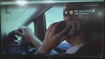 Australia rolls out world-first mobile phone detection cameras