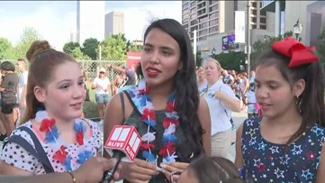 Highlights of Fourth of July celebrations in metro Atlanta