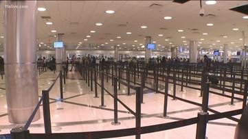 TSA: Missed gun at Hartsfield-Jackson airport has no relation to government shutdown