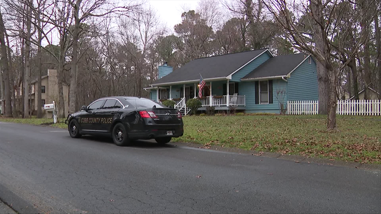 1 arrested after explosives found inside Cobb County home, officials say