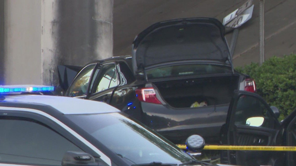 Woman carjacked by suspect with bow and arrow in Atlanta; Officers in Marietta face similar encounter