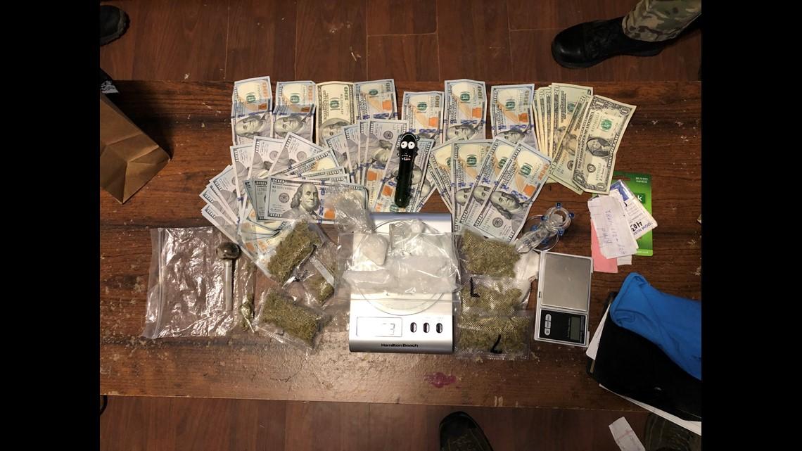 Operation Tighten Up: Larry 'Lil Man' Frick's drug