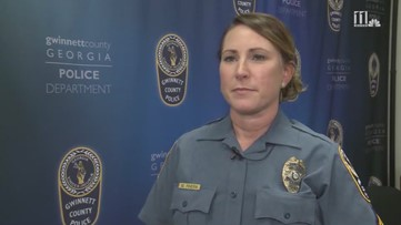 Gwinnett police provide update after teen stabbed on neighborhood road