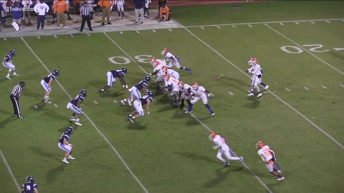 Columbia vs. Lovett | Week 10 high school football
