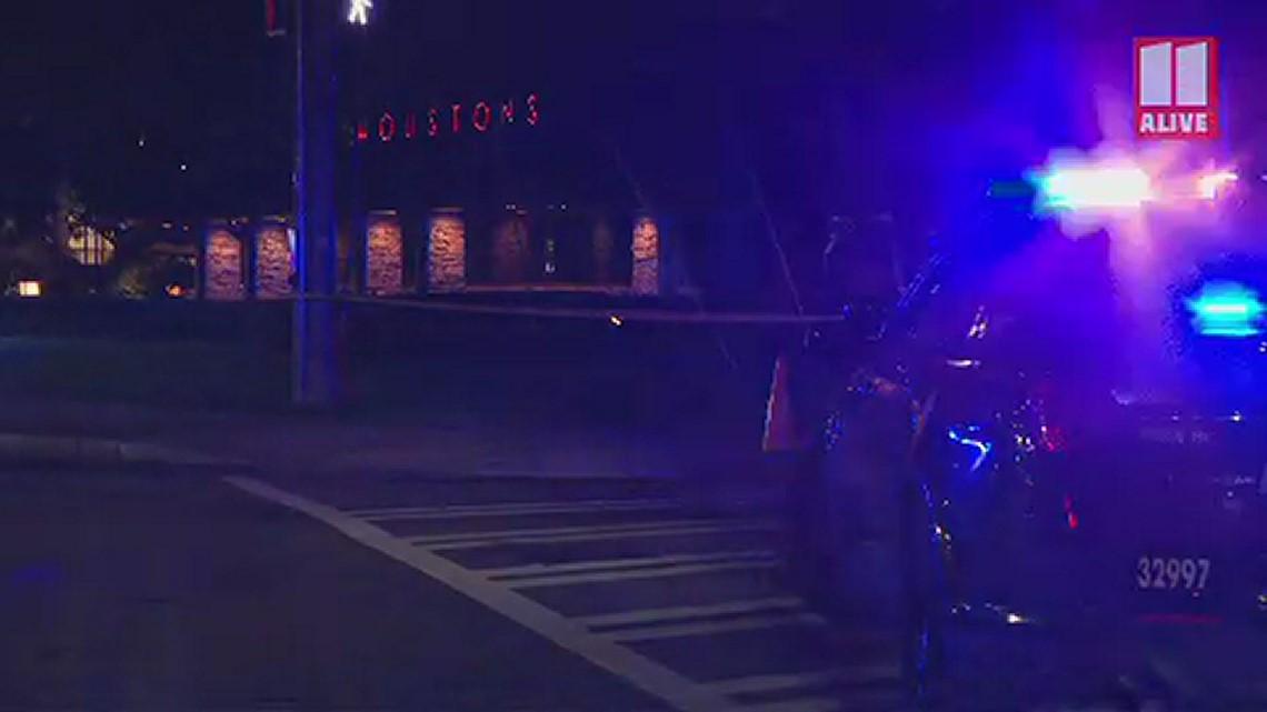 Man shot outside Houston's restaurant as he left nearby nightclub, Atlanta police say