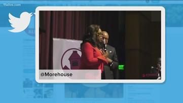 Oprah donates $13 million to Morehouse