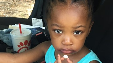 Child found wandering in Clayton County reunited with family