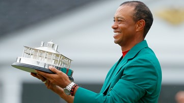 Tiger Woods   A look at his 10 greatest moments in golf history
