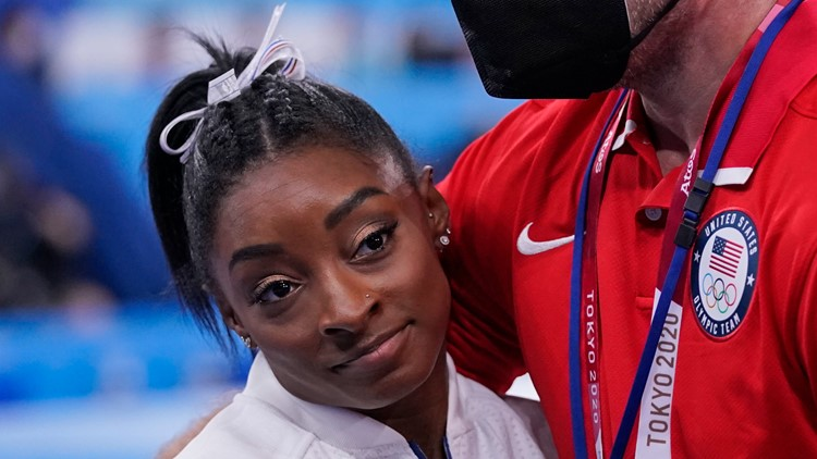 Simone Biles withdraws from Olympics? The latest on the gymnast's competition status