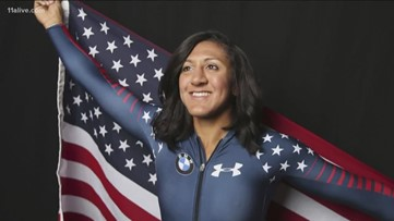 Olympic Medalist Elana Meyers Taylor hurt during bobsled crash