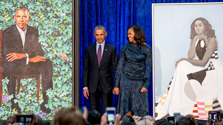 Obama portraits to come to Atlanta's High Museum in 2022