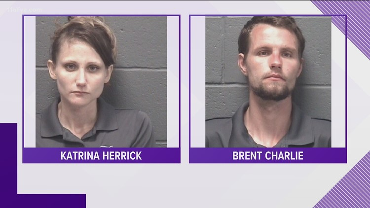 Traffic stop leads to investigation, meth charges against 2 metro Atlanta custodians