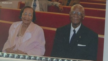 NC couple married for 82 years
