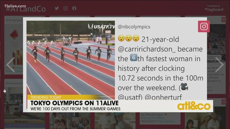 Preview the Tokyo Olympics on 11Alive