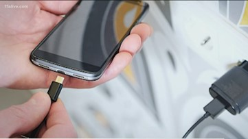 Can charges infect your phone with malware?