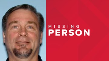 Have you seen this missing man?