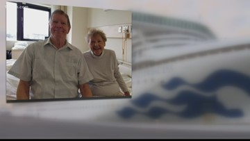 Atlanta couple recovering in Japanese hospital after testing positive for coronavirus while on a cruise