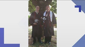 Peachtree City father, son graduate on the same day