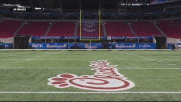 Peach Bowl expecting record crowd