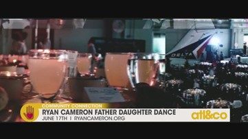 Ryan Cameron's Father Daughter Dance & Smart Lunch Smart Kid Day