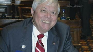 Longtime Georgia Senator Jack Hill has died