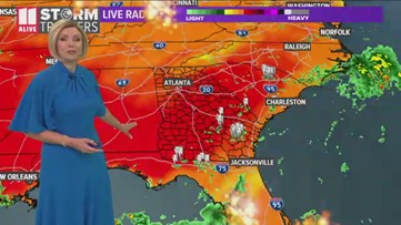 Evening Forecast August 16, 2019