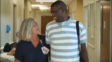 Piedmont nurse adopts man with autism so he can receive a new heart