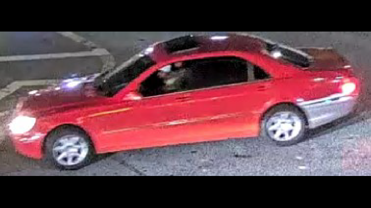 PHOTOS: Vehicles sought after deadly Saturday shooting in Grant Park