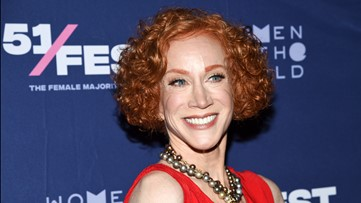 Kathy Griffin calls out Pickens County for bathroom policy for transgender students