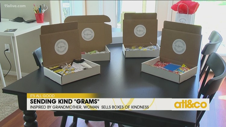Boxes of Kindness Delivered