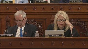 Lawmakers debate articles of impeachment against Trump