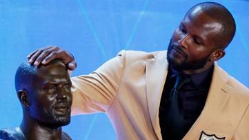 Georgia, NFL legend Champ Bailey enters Hall of Fame