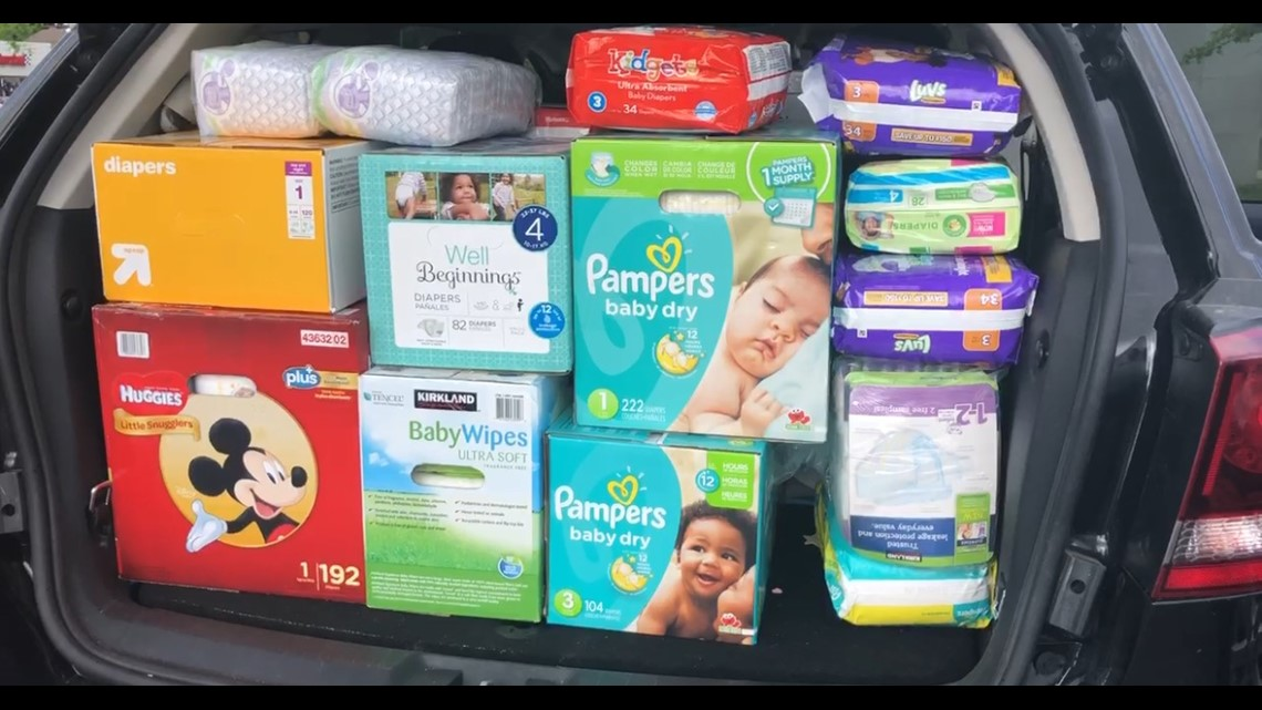 Local non-profit to shower new and expectant mothers with gifts this weekend