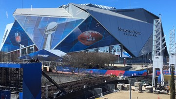 Everything to know about the 2019 Super Bowl in Atlanta