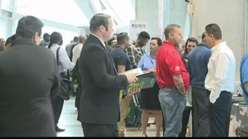 Job fair held for veterans