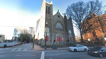 Historic downtown Atlanta church seeks developer to build affordable housing on its 1.87-acres of land