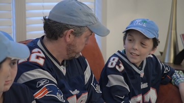 Jack's journey: Patriots super fan battling incurable disorder surprised with Super Bowl tickets