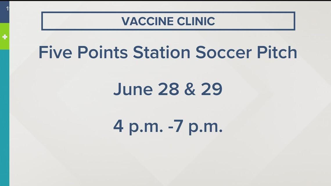 MARTA teams up with CVS, Urban League to host pop-up vaccine clinics
