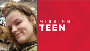 Cherokee County sheriff's office looking for 15-year-old