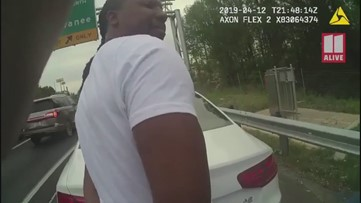 Atlanta Falcons legend Roddy White arrest video