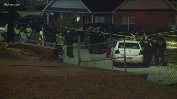 Police: Pregnant 14-year-old killed after being shot in the head from upstairs unit