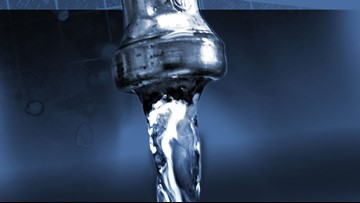 Georgia city giving free bottled water after water scare