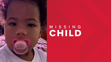 FOUND: 18-month-old in Minnie Mouse t-shirt